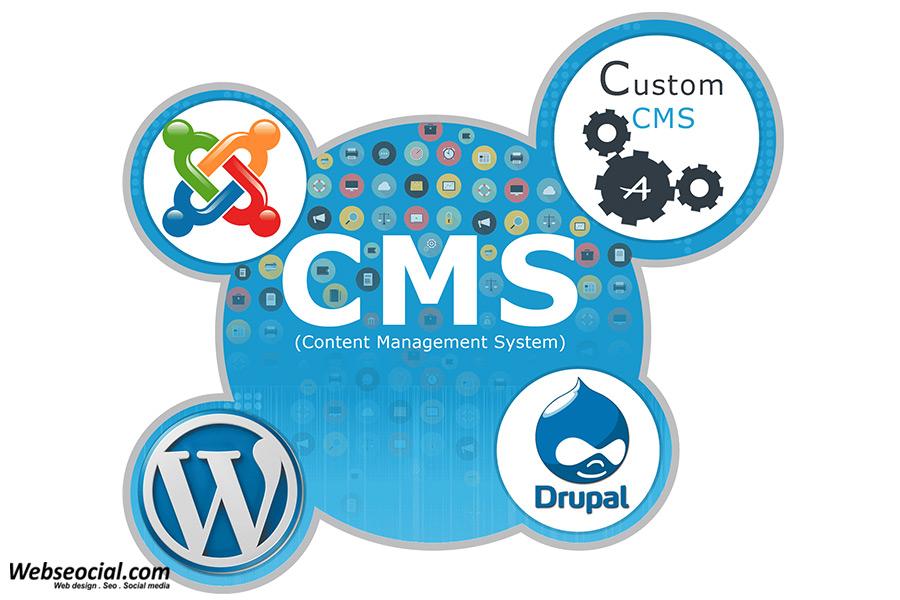 سایت ساز با وردپرس بهتر است یا CMS اختصاصی؟